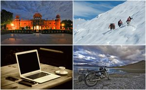Get Paid To Travel: All-Expenses-Paid Luxury Hotel Stays, Cycling Trips, Treks, Workshops, & More