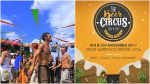 The Beer Circus Goa '17: All You Need To Know About November's Biggest Extravaganza
