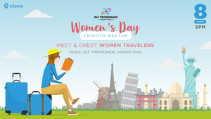 Women's Day Tripoto Meetup: Discussing Empowered Female Travellers Over Drinks & Games