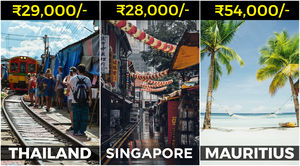 Thailand, Singapore, Mauritius: Here's How To Do All-Inclusive Trips Under ₹55,000