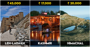 Ladakh, Himachal, Kashmir: How To Do All-Inclusive Trips Under ₹45,000