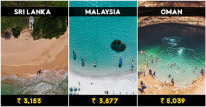 Last Minute Vacation Planning? 10 Cheapest Foreign Summer Destinations According To Flight Prices