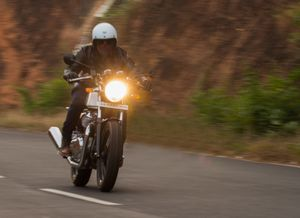 MADE LIKE GUN - Working with Tripoto and Royal Enfield in Goa.