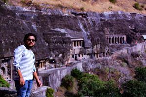 Historylessons on two wheels~ Ajanta Ellora Aurangabad #bestof2018