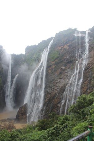 Jog falls- Blissful Waterfalls