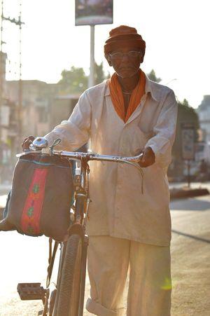 Gujarat on foot   Rann of Kutch 2015-16
