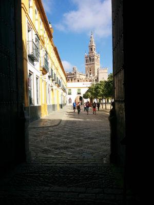 Spain – tastic! Seville