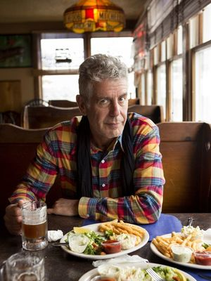 7 legendary lessons on food and travel from Anthony Bourdain