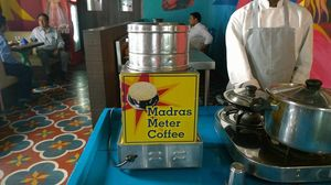 Madras Cafe – The best place to get Madras Filter Coffee in Hyderabad !
