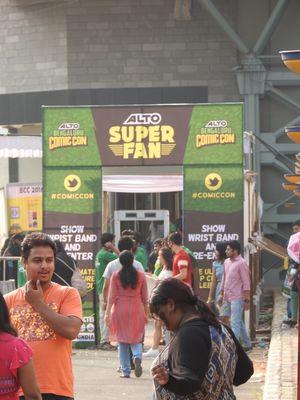 Comic Con Bangalore 2016