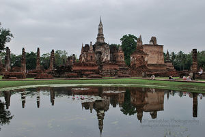 Sukhothai Historical Park Mueang Kao Sukhothai Thailand 1/1 by Tripoto