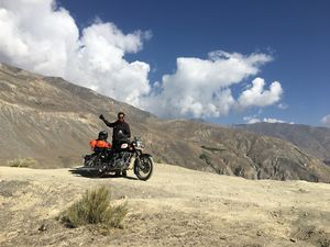 "Ride to ""The Middle Land"": Spiti valley"