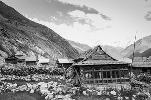 Exploring the Indo-China'd Village: Chitkul