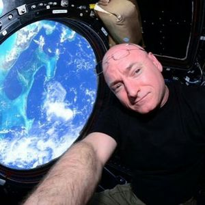This astronaut has been living in space for an year!