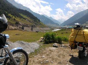Glimpse of Leh- Ride from Kargil to Ladakh