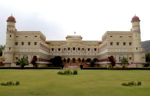 Sariska Palace 1/1 by Tripoto