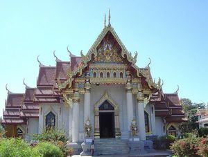 Thai Temple 1/1 by Tripoto