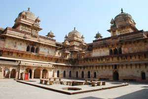 Jahangir Mahal 1/6 by Tripoto