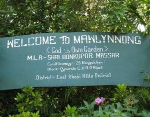 Mawlynnong: Asia's Cleanest Village