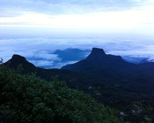 Backpacking in Sri Lanka