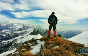 How I Quit my Job to become Fulltime Mountain Guide
