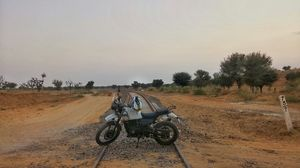 Royal Enfield Tour of Rajasthan - Day 1