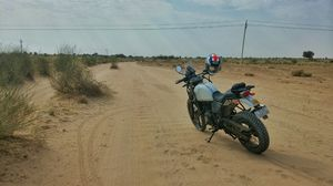 Royal Enfield Tour of Rajasthan Day 3