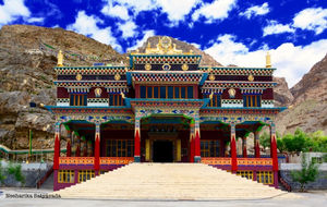 Where The Monasteries Are