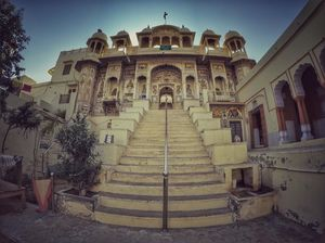 Take A Heritage Walk In This Tiny Haveli Highland