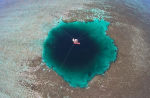 Do You Know About the World's Deepest Blue Hole, the Dragon Hole?