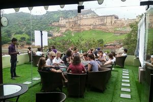 10 Scenic Café's in Rajasthan For Every Foodie