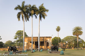 Lucknow – Of Heritage and Cuisine