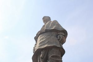 Statue of unity.. majestic expirence, complete guide by public transport from vadodara.