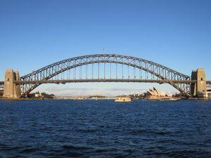 Sydney Harbour Bridge 1/3 by Tripoto