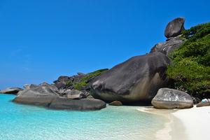 Similan Islands Lam Kaen Phang-nga Thailand 1/2 by Tripoto