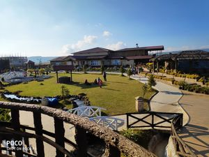 Luxury in Cherrapunjee - Jiva Resort - When hotels come with a breathtaking view.