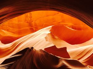 Antelope Canyon- Where Pictures say it all.
