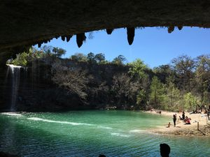 Hamilton Pool - Beat The Heat. #travelguideUSA