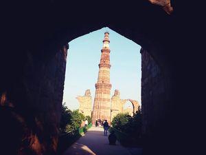 When I was in Delhi