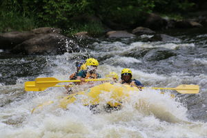 Raft like a Pro #adventureactivity