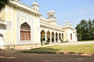 Trip to Chowmahalla Palace