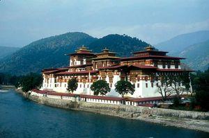 Punakha Dzong 1/1 by Tripoto