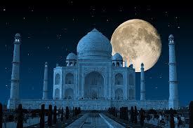 A Teardrop on the Face of Eternity: The Taj Mahal