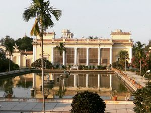chowmohala palace.. which is among the first European neo classical architecture in hyderabad