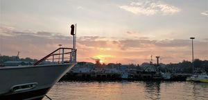 Sunrise from portblair harbour  @tripotocommunity #BestTravelPictures