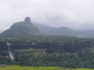 My First Monsoon trek- Kothaligad Fort
