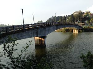 'Place burnt by fire': Mirik