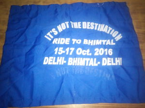 It'S Not the Destination-------- Bike Ride New Delhi---Bhimtal---New Delhi