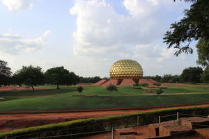 Auroville - The City of Dawn