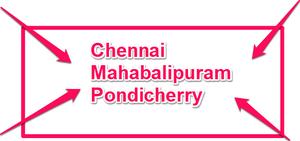 Chennai Mahabalipuram Pondicherry Itinerary1#southindiaitinerary